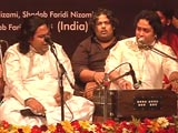 Video : Enjoy the Traditional Sufi Music by Sabri Brothers