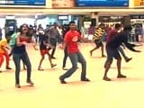 Video : Flash Mobs in Chennai for a Cleaner Marina Coast