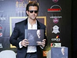 Video : Hrithik Roshan Launches Sister's Book at IIFA