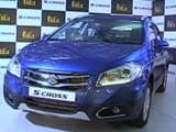 Video: First Look at the Maruti Suzuki S-Cross