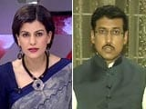 Video: 'PM Modi Ordered Hot Pursuit; Message to Neighbours Who Harbour Terrorists': Rajyavardhan Rathore to NDTV