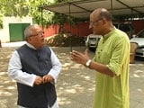 Video: Walk the Talk With Kalraj Mishra