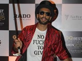 Video : I Follow My Instinct: Ranveer Singh on Fashion