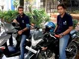 Video : मुंबई की ट्रैफिक से हैं परेशान? राहत दिलाएंगी ये मोटरसाइकिलें