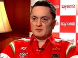 Video : Marks For Sports: Gautam Singhania's Passion For Speed