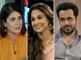 Video: The NDTV Dialogues: Is the Story Bollywood's New Hero?