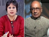 Video: 'Is this Vasundhara Raje's Nationalism?' Digvijaya Singh on Rajasthan Chief Minister's 'Secret' Support for Lalit Modi