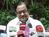Video : Sushma Swaraj's Conduct in Helping Lalit Modi Raises Questions, Says Chidambaram