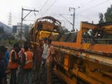 Video : नवी मुंबई को ठाणे से जोड़ने वाली ट्रांस हार्बर लाइन ठप