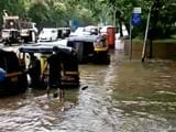 Video: Mumbai Beaten by Rain, Santa Cruz Worst Hit