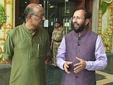 Video: Walk The Talk With Prakash Javadekar