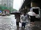 Video: इंडिया 9 बजे : बारिश से बेहाल मुंबई