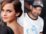 Video : Emma Watson May Star in Aamir Khan's Film