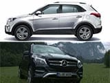Video: Mercedes-Benz GLE Class And Hyundai Creta Preview
