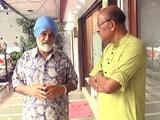 Video : योजना आयोग के पूर्व उपाध्यक्ष आहलूवालिया के साथ चलते-चलते