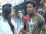 Video: This Trophy is for India, Leander Paes to NDTV After Winning Wimbledon Mixed Doubles Title