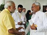 Video : A PM Modi-Nitish Kumar Handshake at NITI Aayog Meet, Many Chief Ministers Skip
