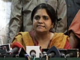 Video : Teesta Setalvad's Lawyers Hit Out at CBI for Calling Her Threat to National Security