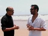 Videos : मुझमें हमेशा अलग किस्म की फिल्में करने की चाहत बनी रहती है : अजय देवगन