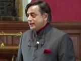 Video : पीएम मोदी की तारीफ पर शशि थरूर ने जताया आभार