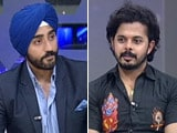 Video : Want to Play Cricket Again, Sreesanth Tells NDTV