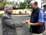 Video: Walk The Talk With President Abdul Kalam (Aired: August 2007)