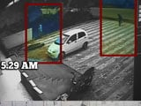 Video : People Run for Cover as Terrorists Open Fire in Gurdaspur, Shows CCTV Footage