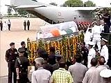 Video : डॉ अब्दुल कलाम का पार्थिव शरीर दिल्ली से रामेश्वरम ले जाया गया