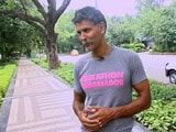 Video : Milind Soman on Ironman Triathlon Experience