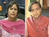 Video : 'Hanging Terrorists Reduces Us To Their Level': Tharoor Debates 1993 Blasts Victim