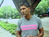 Video : Milind Soman, the New Ironman