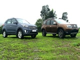 Video: Hyundai Creta vs Renault Duster