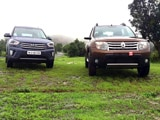 Video: Hyundai Creta Vs Renault Duster, Evo Off-Road Expo & Rainforest Challenge