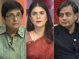 Video: The NDTV Dialogues: The Death Penalty Debate