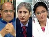 Video : प्राइम टाइम : क्या उचित है संसद में विपक्ष का रवैया?