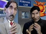 Video: गुस्ताखी माफ : TID कर रही है नीतीश कुमार के बाल का डीएनए टेस्ट