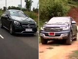 Mercedes-AMG S63, Ford Endeavour Review & Abarth's Arrival