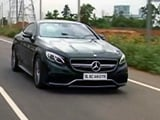Video : Mercedes-AMG S 63 Roars in!