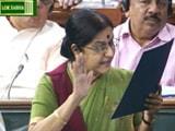 Videos : ललितगेट पर सुषमा स्वराज का पलटवार, 10 खास बातें