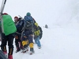 Video : 30 Army Officers Hit by Two Avalanches at 19,000 Feet