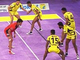 Video : Pro Kabaddi League: Telugu Titans Hand U Mumba Heavy Defeat