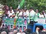 Video : Bengaluru Civic Elections Campaign Starts Off With Accusations