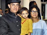 Video : Aamir is a Protective Father