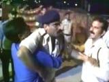 Video : उज्जैन के महाकाल मंदिर में एडिशनल कलेक्टर और पुलिसकर्मी के बीच मारपीट