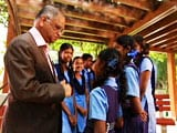 Video: Support My School Campaign: A Day With Narayana Murthy