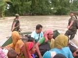Video: बाढ़ से बेहाल असम : 1000 से ज्यादा गांव पानी में डूबे