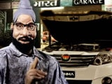 Video: Tamasha's Bharat Garage Can't Find a Fix for 'Sushma Car'