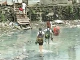 Video : For 200 Kids Who Walk Through Sewage to School, Finally, a Bridge