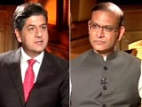 Video : Favourably Considering the Shah Panel Report on MAT: Jayant Sinha