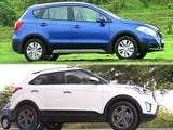 Video : Hyundai Creta Vs Maruti Suzuki S-Cross